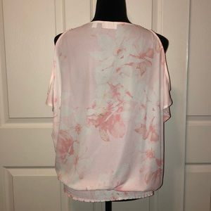 New York & Company Tops - New York & Company Cold Shoulder Top